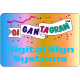 Gigantagram DP-24 to 44 Digital Print Sign & Banner System